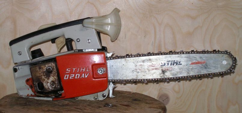 stihl chainsaw owners manual free
